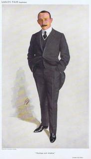 Arthur Du Cros (British Newspaper Archive)