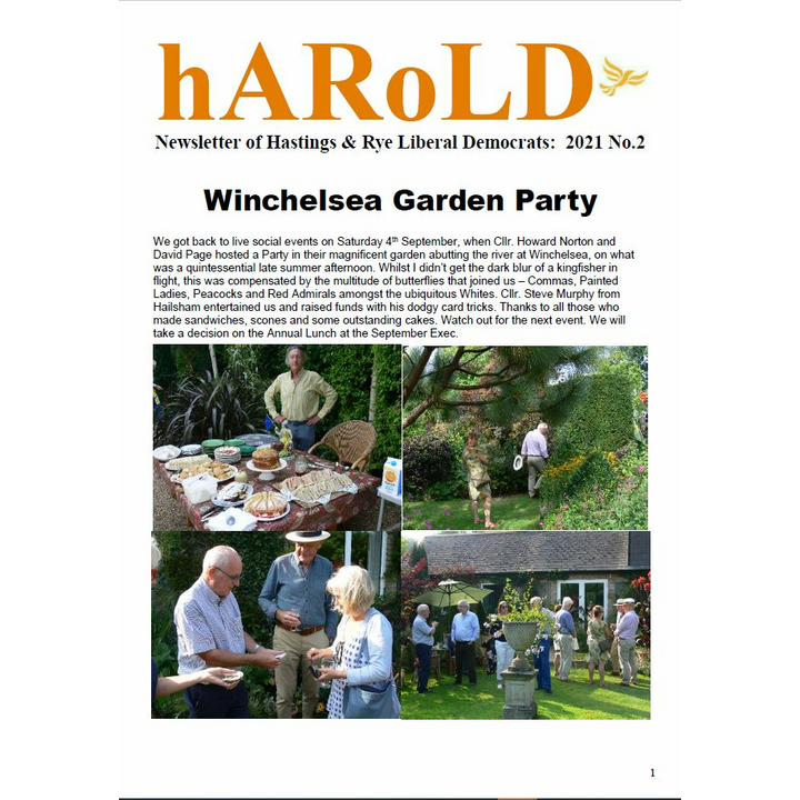 hARoLD Sept 21 cover image